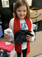 Glove Donations from East Kentucky Association of Realtors