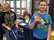 Students enjoy career day