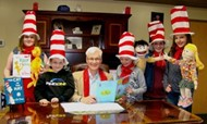 GRAB YOUR HAT AND READ WITH THE CAT-READ ACROSS AMERICA WEEK