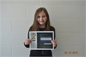 North Magoffin Student Received Certificate