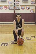 HWMS Basketball Player Named To District All Tournament Team