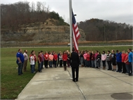 North Magoffin Elementary Honors Our Veterans