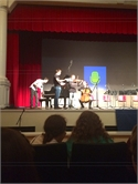HWMS Students Attend Musical Performance