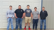 Electricity Students from MCCTC Do Wiring Project for SGS