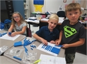 SGS Students Get Settled In A New School Year