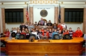 NME 5th Grade Students Visit State Capitol
