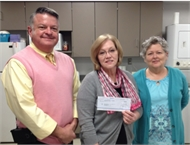 HWMS Youth Services Center Receives Grant