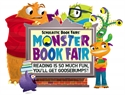 It's a MONSTER Book Fair at Magoffin County Schools!!!