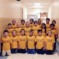SGS 2nd Grade Students Reach AR Goals
