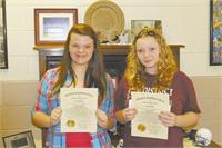 Top Soil Conservation Essay Winners Honored