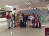 HWMS CYC's Gift to Magoffin County