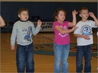 First Grade uses Sign Language to sing a Christmas Song!