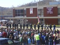 MCHS & HWMS Honor Our Veterans