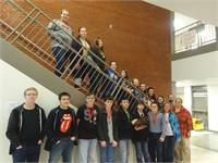 HWMS Academic Team Places 2nd in Governor's Cup District Competition