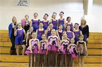 "Congratulations to Salyersville Grade School Dance Eagles, ""Grand Champions!!!!"""