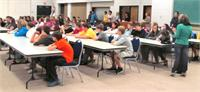 HWMS 7th & 8th Grade Students Visit College