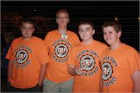 HWMS STLP Group wins State Competition in Gaming Design