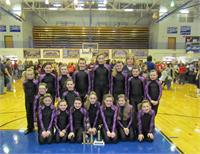 North Magoffin Varsity Dancers Are The 15th Regional Jazz Champions!
