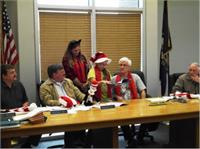 Our Local Fiscal Court Supports Read Across America