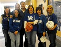 Magoffin Staff and Coach Cal