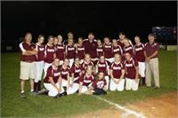 The Lady Hornets Softball Team WIN 15th Regional Tournament.