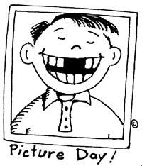 Friday April 3rd is Picture Day at South Magoffin
