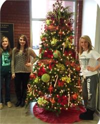MCHS-HWMS Getting Ready for Christmas