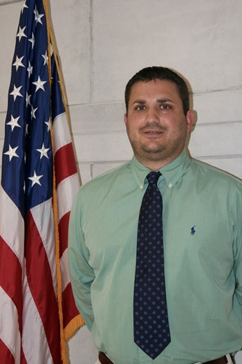 Magoffin County Board Member Jesse Rudd the second