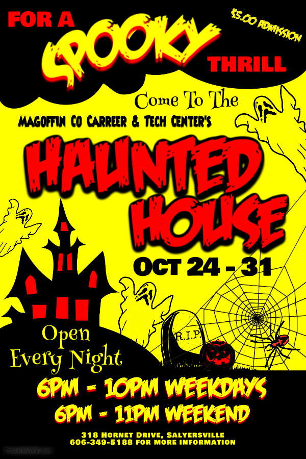 MCCTC Haunted House